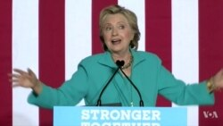 Clinton on FBI Email Investigation