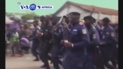 VOA60 Afirka: 'Yan Sandan Kenya Sun Kashe Mutane 12 Akan Aiki, Kenya, Nuwamba 18, 2014