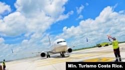 El gobierno de Costa Rica anunció la reapertura de sus aeropuertos para viajeros de todos los estados de Estados Unidos a partir del 1 de noviembre. [Foto: Cortesía Ministerio de Turismo de Costa Rica].
