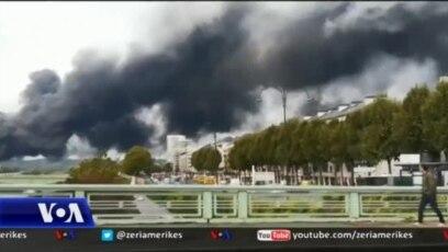 Banorët bëjnë thirrje për veprime në lidhje me pasojat e zjarrit në Francë