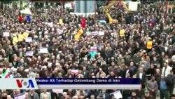 Sapa Dunia VOA: Analis Skeptis Aksi Demo Bisa Mengubah Iran