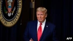 သမၼတ Donald Trump