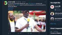 Chama tawala Burundi chapata Katibu Mkuu mpya