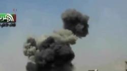 敘利亞反對派指與政府軍在大馬士革郊區戰鬥