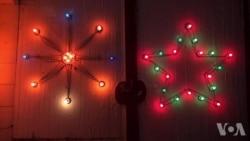 圣诞村唤起怀旧回忆