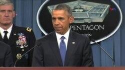 Prezident Obama İŞİD-ə qarşı mübarizəni gücləndirəcəyini deyib