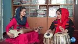 Afg'on musiqachilari: Tolibon davriga qaytish yo'q
