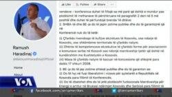 Haradinaj shpalos kushtet për heqjen tarifave ndaj Serbisë