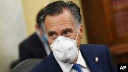 Thượng nghị sĩ Mitt Romney.