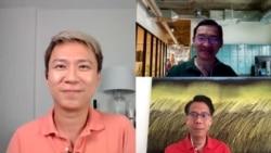 VOA Thai Daily News Talk (work from home) ประจำวันพฤหัสบดีที่ 23 กรกฎาคม 2563