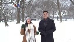 Apa Kabar Amerika: Kewajiban Menyanyikan Lagu KebangsaanAS