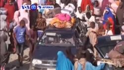 VOA60 Afirka: Dubban Mazauna Baga Sun Tsere Daga Garuruwansu Bayan Da 'Yan Boko Haram Da Dakarun Najeriya Su Ka Yi Arangama A Yankin