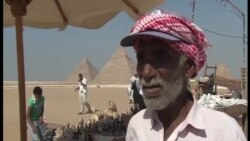 이집트 혼란, 관광업 심각한 침체
