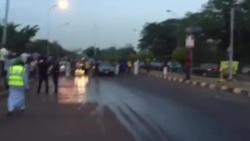 Scène de liesse dans les rues d'Abuja après la victoire de l'APC de Muhammadu Buhari
