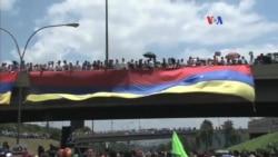 Fuerzas Armadas se despliegan en Venezuela