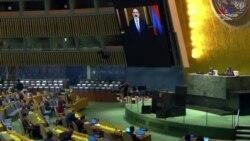 Ինչ ուղերձներ են պարունակում ՄԱԿ-ում Հայաստանի ու Ադրբեջանի ղեկավարների ելույթները