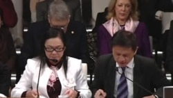 Vấn đề tù nhân lương tâm VN bị đưa ra điều trần tại Quốc hội Mỹ