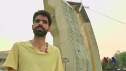 巴基斯坦盲人攀岩者海德尔·阿里