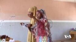 Taskar VOA: An Horas Da Matan Boko Haram Sana'o'in Dogaro Da Kai
