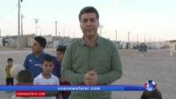 گزارش «علی جوانمردی» از کمپ آوارگان موصل؛ در حسرت بازگشت به خانه