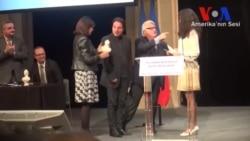 Paris'te Fazıl Say'a Laiklik Ödülü