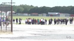 11 familias deportadas llegaron a Guatemala