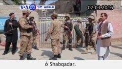 Pakistan: Đánh bom tự sát, 13 người thiệt mạng (VOA60)