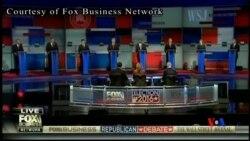 2015-11-11 美國之音視頻新聞: 共和黨總統參選人激辯移民外交政策