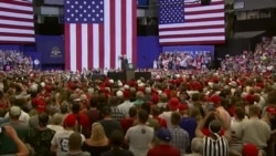 Trump Rally Kennedy Retirement