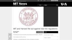 哈佛和麻省理工就ICE留學生新規起訴美國政府
