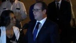 Cuba France Visit
