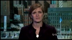 VOA Interview: US Ambassador to UN Samantha Power Discusses N. Korea Sanctions
