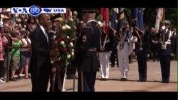 Hoa Kỳ tưởng nhớ các binh sĩ bỏ mình vì nước