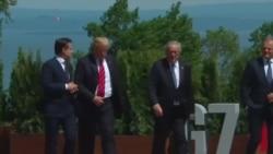 G7 и ШОС меряются силами