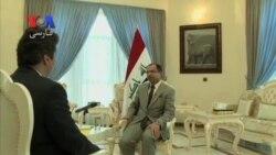 نسخه کامل مصاحبه اختصاصی صدای آمریکا با رئیس مجلس عراق