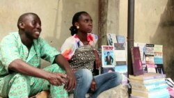 Used Books Get a New Life on the Streets of Lagos