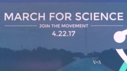 Scientists Speak Out and March for Science