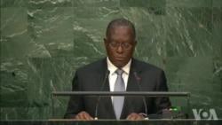 Discurso do Vice-Presidente angolano Manuel Domingos Vicente nas Nações Unidas
