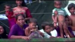 วิกฤตการณ์ผู้อพยพ 'โรฮิงจะ' : วิกฤตการณ์มนุษยธรรม