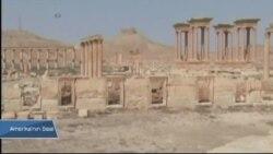 Palmira'da Restorasyon Başlıyor