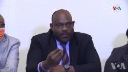 Kinton Louis Responsab Rezo Nasyonal PHTK Mande Popilasyon Boude Manifestasyon Opozisyon an