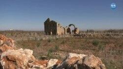 1500 Yıllık Nuhrut Kilisesi Kaderine Terk Edildi