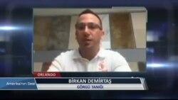Görgü Tanığı Orlando'daki Saldırıyı Anlatıyor