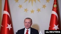 Serokê Tirkîyê Tayyîp Erdogan