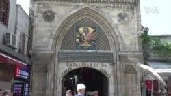 İstanbulun dünyada məşhur olan Qapalı Çarşısı yenidən açılıb