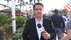 Cubanos salen a celebrar a las calles de Miami
