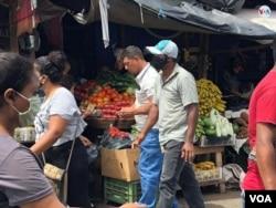 La crisis económica ha impactado sobremanera la vida de los nicaragüenses. [Foto: Daliana Ocaña/VOA].