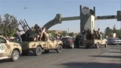 LIBYA VIOLENCE VO