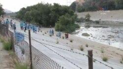 Լոս Անջելեսի ջրանցքի մաքրման աշխատանքները