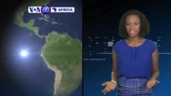 VOA60 AFRICA - SEPTEMBER 09, 2016